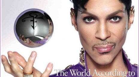 Prince Appears On 'The View'