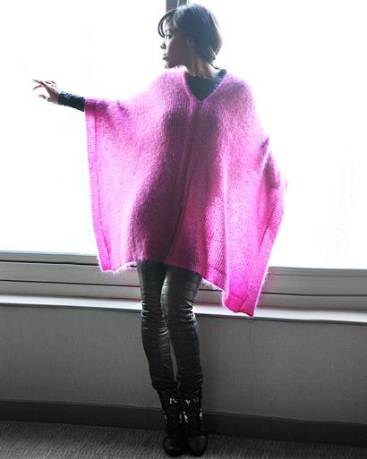 r4 Kelly Rowlands Elle Shoot