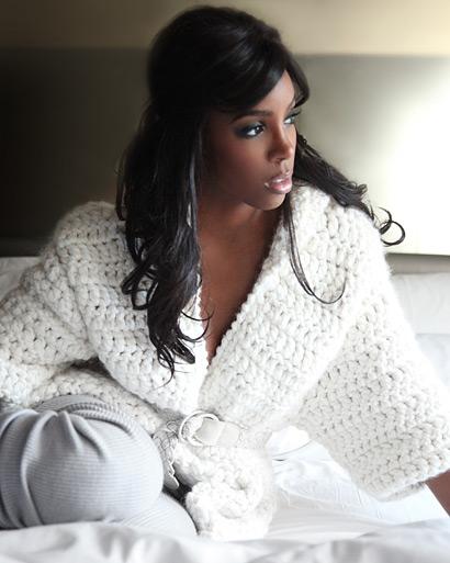 r8 Kelly Rowlands Elle Shoot