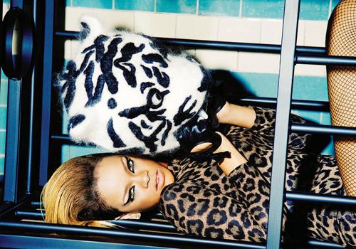 rihanna t Rihanna Announces Album Title