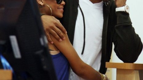 Hot Shot: Rihanna & Her Boyfriend Go Shopping