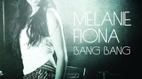 Melanie Fiona Performs On 'Regis & Kelly'