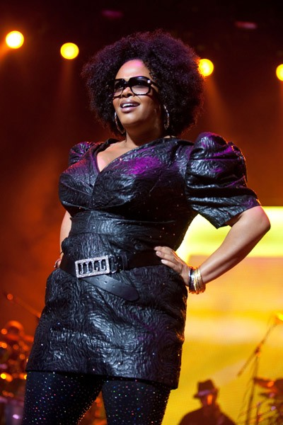 Jill Hot Shot: Jill Scott At Essence Music Festival