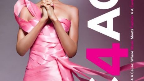 Michelle Williams' Poses For 'Cancers 4 A Cause'