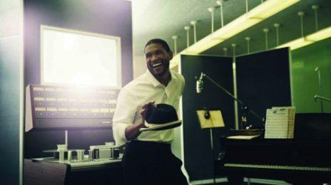 Usher Performs At World Leadership Awards