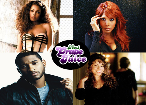 best u never heard 6 The Best You Never Heard: Janet, Toni Braxton, Usher, & Mariah Carey