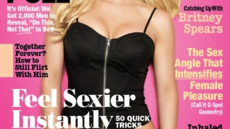 Britney Covers Cosmopolitan