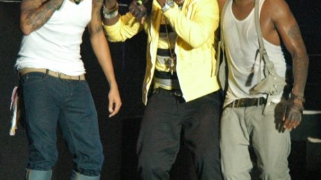 Video: Chris Brown & Usher Dance Up A Storm In Jamaica