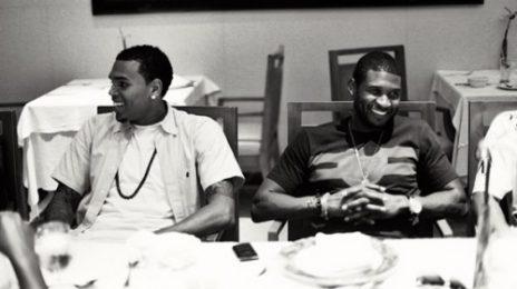 Usher & Chris Brown Set To Go On Tour