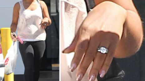 Hot Shots: Milian Makes First Public Appearance Since Split; Still Wearing Ring