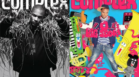 Hot Shot: T.I. & B.o.B. Cover Complex Magazine