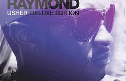 Usher Debuts 'Raymond Vs Raymond' Deluxe Edition Cover