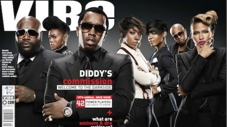 Diddy-Dirty Money Covers VIBE & Pushes Album Back To October