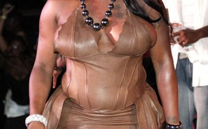Hot Shots: Foxy Brown Performs In New York