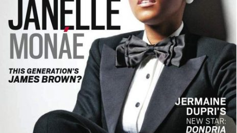 Hot Shot: Janelle Monáe Covers JET