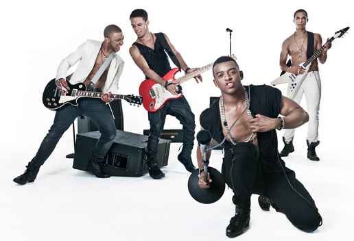 jls 67 Hot Shots: JLS Get Fabulous