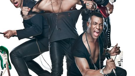 JLS Hit #1 With 'The Club Is Alive'