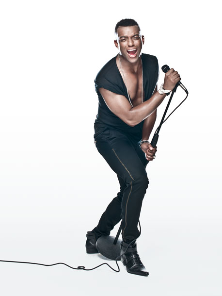 jls oritse Hot Shots: JLS Get Fabulous