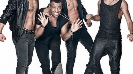 JLS Perform At National Movie Awards