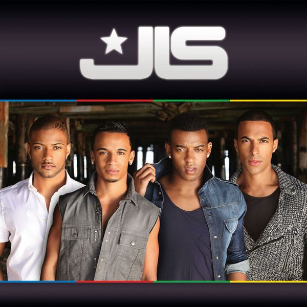 Peep the official album cover for the US version of JLS' self-titled debut,