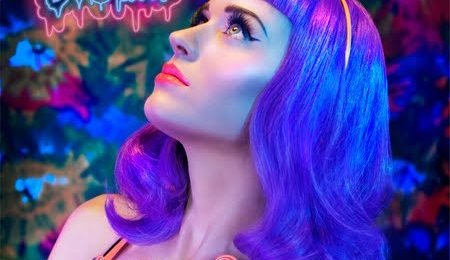 Katy Perry's 'Teenage Dream' Single Cover