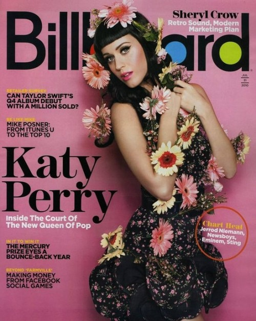 katy perry billboard e1279972398677 Katy Perry Covers Billboard