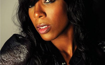 Hot Shots: Kelly Rowland's Music Choice Shoot