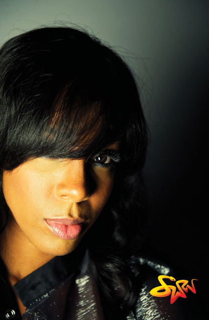 kelly rowland grown2 Hot Shots: Kelly Rowlands Music Choice Shoot