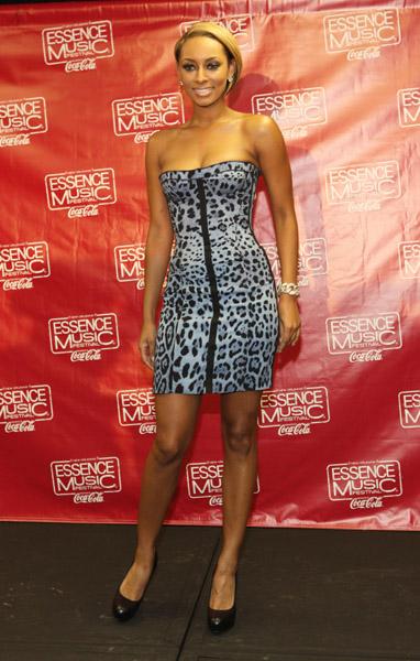 keri hilson 4 Hot Shots: Keri Hilson Arrives At Essence Music Festival