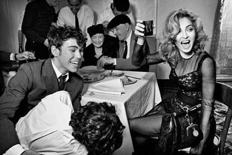 madonna 4 Hot Shots: Madonnas D&G Shoot
