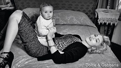 Hot Shots: Madonna's D&G Shoot
