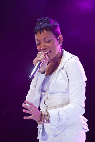 monica Video: Monica Performs At The Essence Music Festival