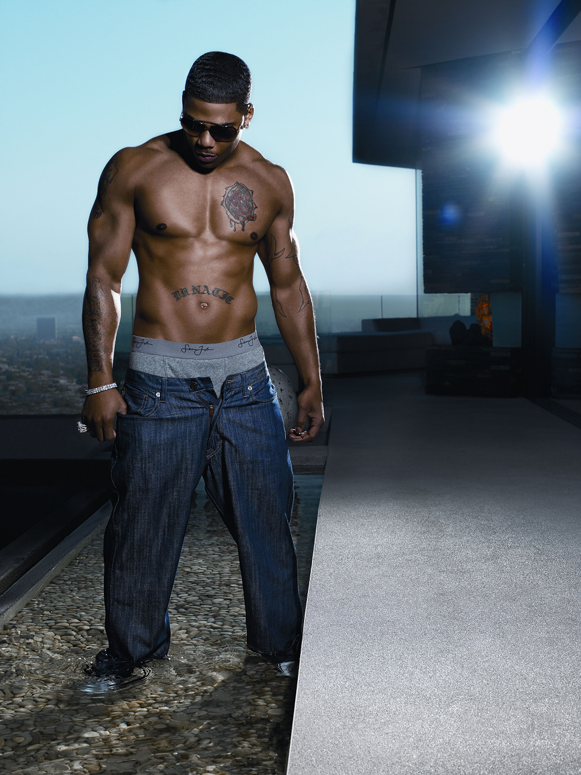 nelly New Song: Nelly   Just A Dream