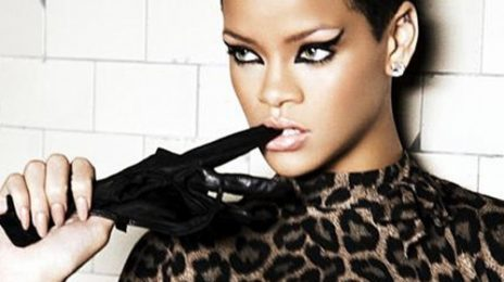 Rihanna Talks About Working With Eminem