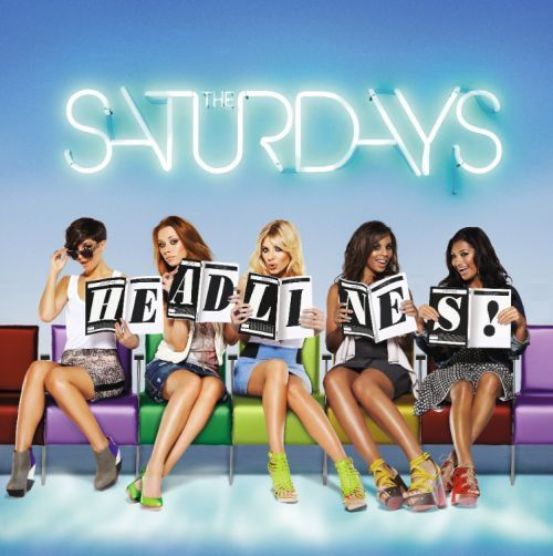 saturdays headlines cover Preview: The Saturdays Headline EP