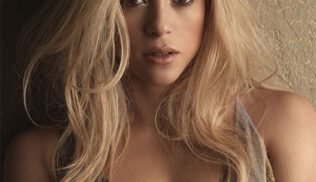 Shakira Does Surprise Performance In Parking Lot