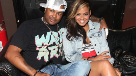 The-Dream Filed For Divorce 9 Days Before Christina Milian Gave Birth