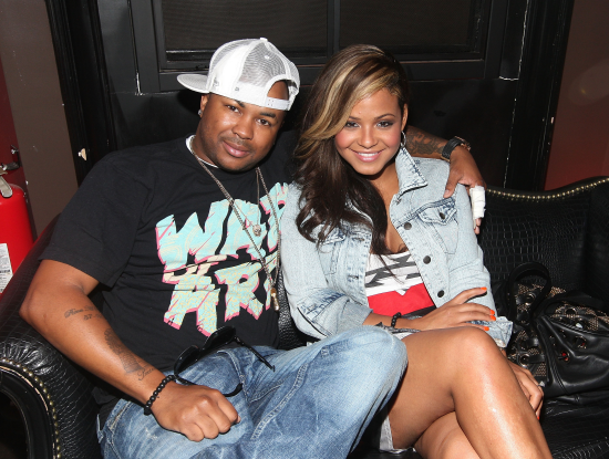 thatsadamnshame The Dream Filed For Divorce 9 Days Before Christina Milian Gave Birth