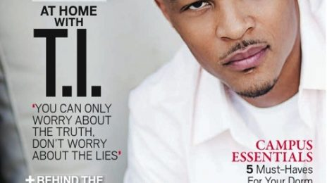 Hot Shot: T.I. Covers JET