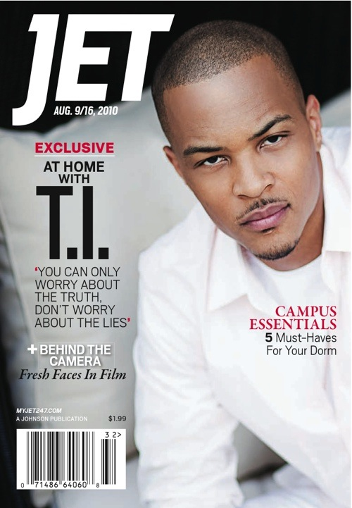 tip Hot Shot: T.I. Covers JET