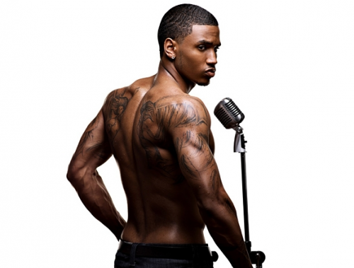 trey album promo e1280392547442 Sneak Peek: Trey Songz   Bottoms Up (ft. Nicki Minaj) Video