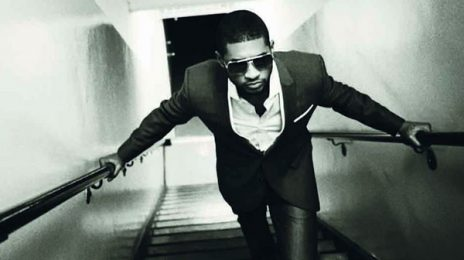 New Song: Usher - 'Hot Toddy (Ft. Jay-Z)'