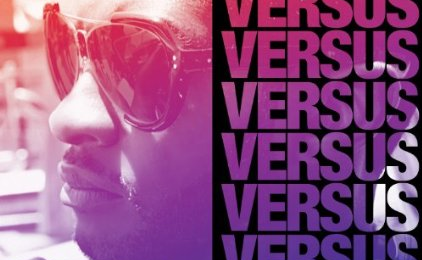 Usher - 'Versus' EP Cover