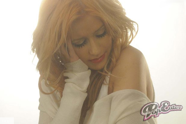 xtina3 Official Christina Aguilera You Lost Me Video Pics