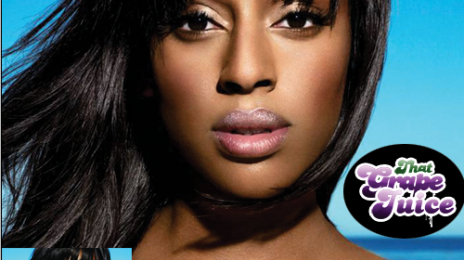 Exclusive: Alexandra Burke's 'Start Without You' Single Cover