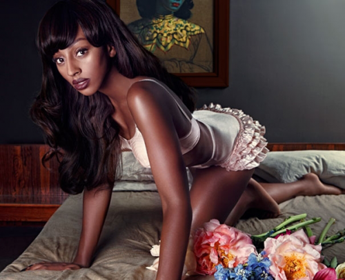alex look 1 e1282128520396 Hot Shots: Alexandra Burke Does Look Magazine