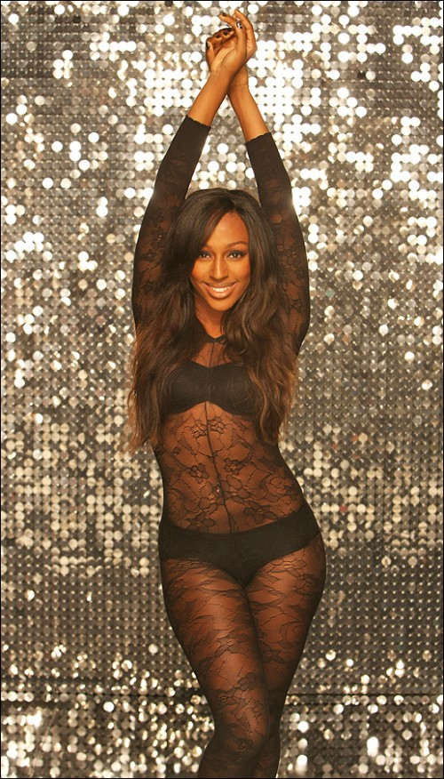alexandra 34 e1282459236717 Hot Shots: Alexandra Burke Re Shoots Start Without You Video