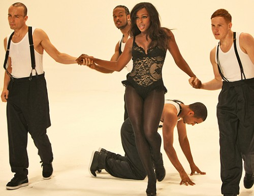 alexandra 54 e1281915527670 Hot Shots: Alexandra Burke Re Shoots Start Without You Video