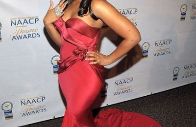 Hot Shot: Ashanti At The NAACP Theatre Awards