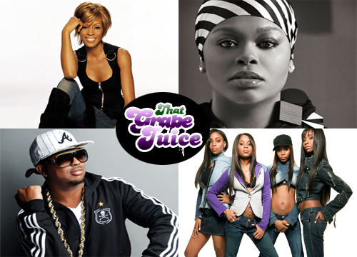 best u never 7 The Best You Never Heard: Whitney, Jill Scott, The Dream, & Cherish